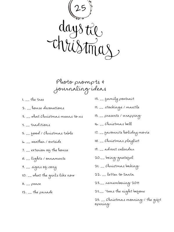 19 best ali edwards december daily images on Pinterest | December ...