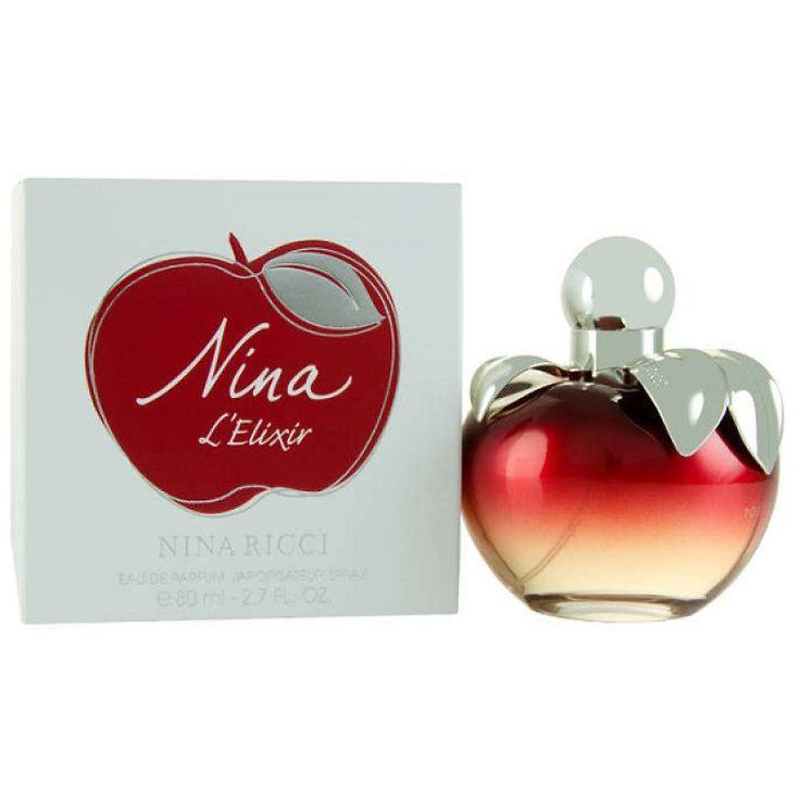Nina Ricci - Apa de parfum Nina L'Elixir, 80 ml, pentru femei - Incolor