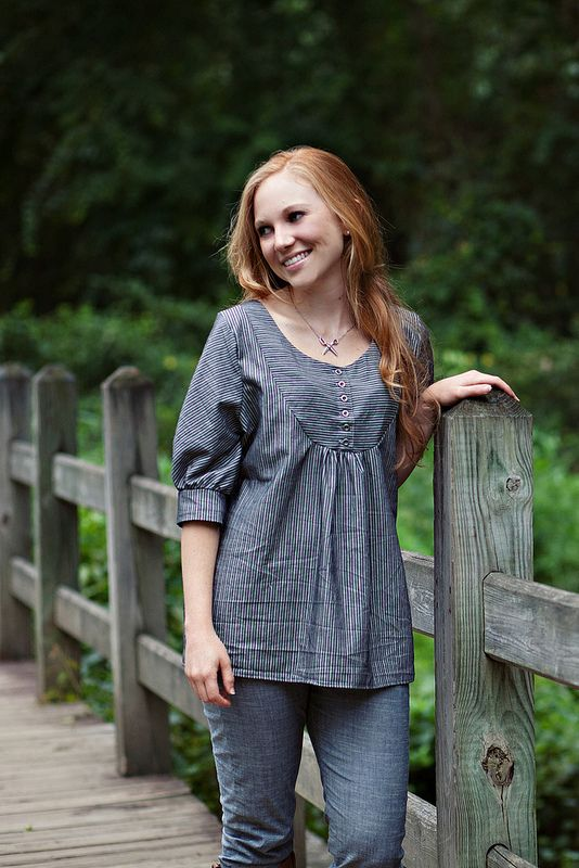 Esme Top Sewing Pattern