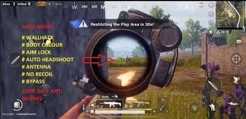 PUBG Mobile Menu Hack Cheat 2019 - We are players