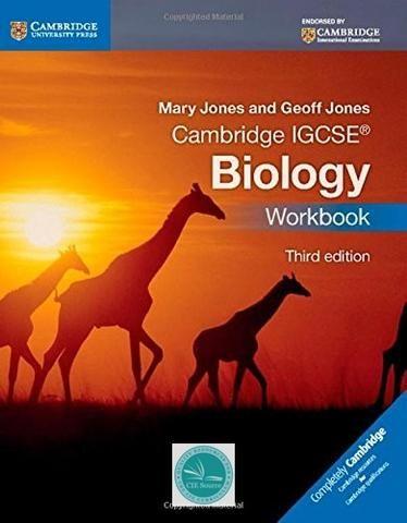 Cambridge IGCSE Biology: Workbook (third edition) - CIE SOURCE