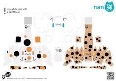 Varietats: Nanoneko by Toxic Paper Factory