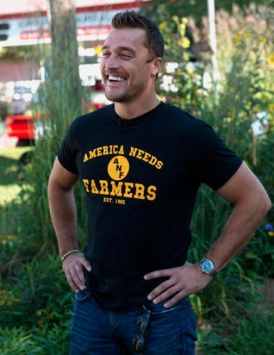 Chris Soules: The Hottest Bachelor EVER?! Yes yes he is! If I were about 10 years older I'd love to marry him!