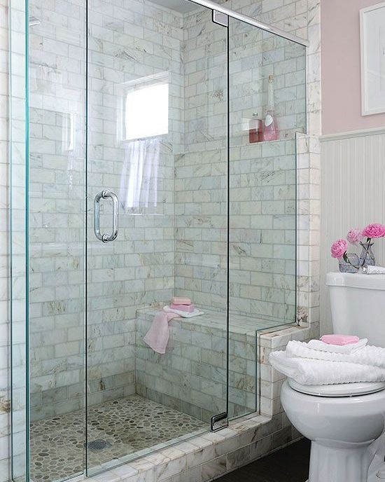 Budget Friendly Design Ideas For Small Bathrooms Master Bathroom Bath With Shower