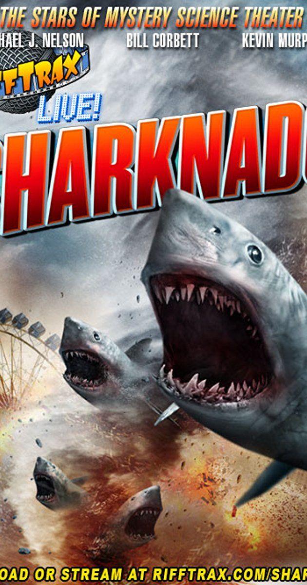 RiffTrax Live: Sharknado (Video 2014) - IMDb