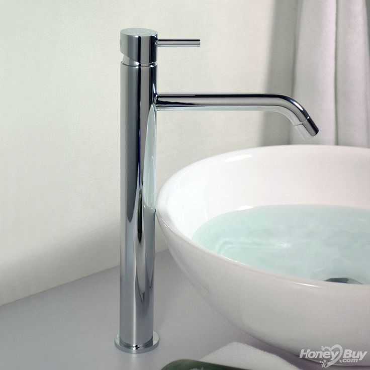 Awesome Unusual Bathroom Fixtures | One Handle Tall Hot Cold Unique Brass Bathroom  Sink Faucets Great Pictures