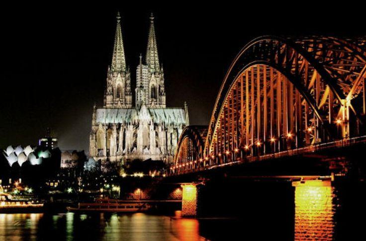 La cathédrale de Cologne, en Allemagne