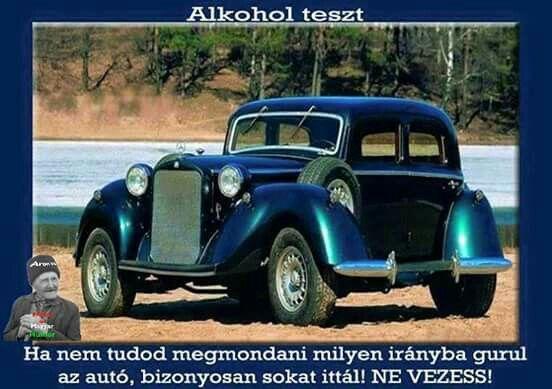 Alkohol test