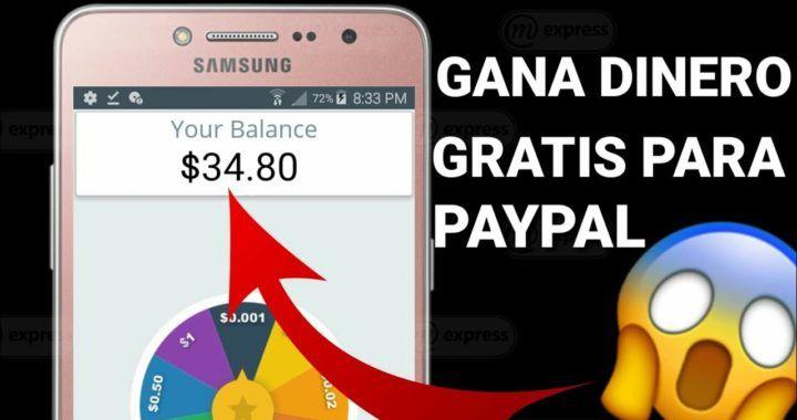 Nueva App Para Ganar 1 Dolar Cada 3 Horas Para Paypal 2019 Gana Dinero Extra Para Paypal 2019 Gánatelavida Com Ganar Dinero Extra Ganar Dinero Dinero