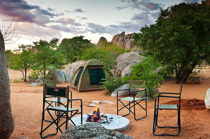 Hoada Campsite, Damaraland Namibia