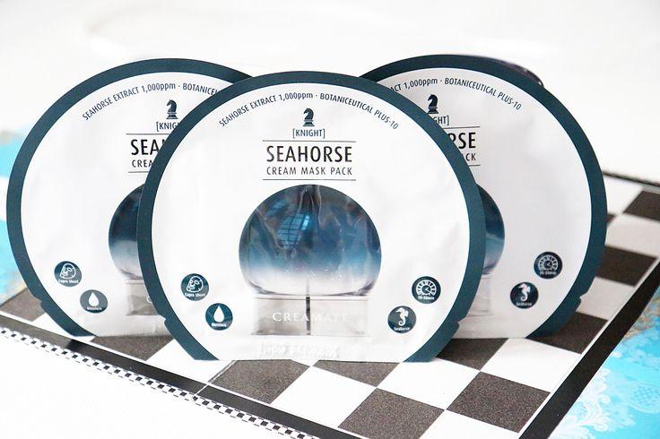 J2D, sheetmask, seahorse, moisturing mask