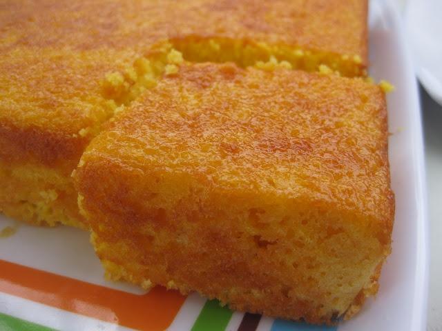 Bizcocho de naranja de isasaweis mi granito de harina - Bizcocho microondas isasaweis ...