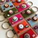 The ECO BOXY  Camera Keychain (Your choice). via Etsy.