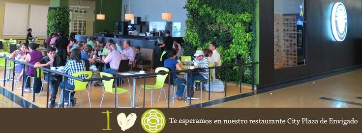 Este mes te invitamos a visitar nuestro restaurante Mundo Verde City Plaza en Envigado #restaurante #cityplaza