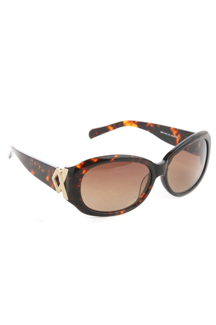 BB91104S Tortoise Shell Sunglasses from Braun Buffel on Brandsfever
