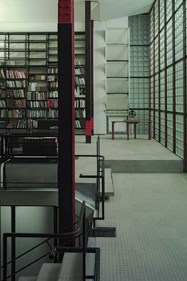 Maison de Verre interior (from Wall street Journal)