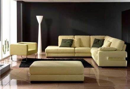 Fotos de fabricaci n de salas modernas tipo loft deko y for Salas clasicas modernas
