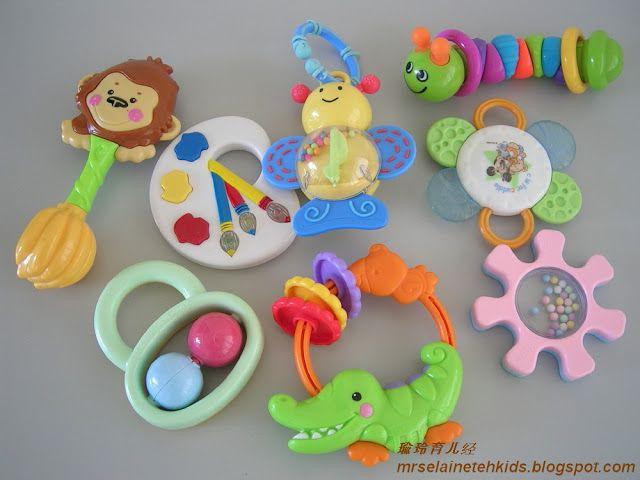 玩具~孩子们婴儿时候的玩具