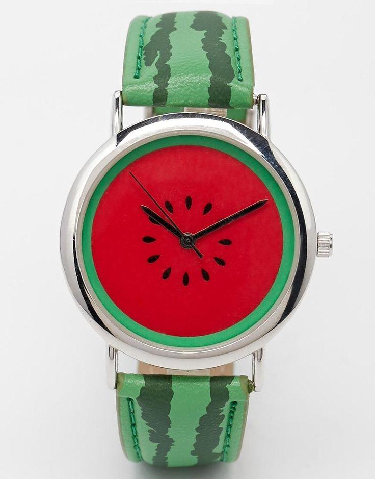 Watermelon Watch at ASOS