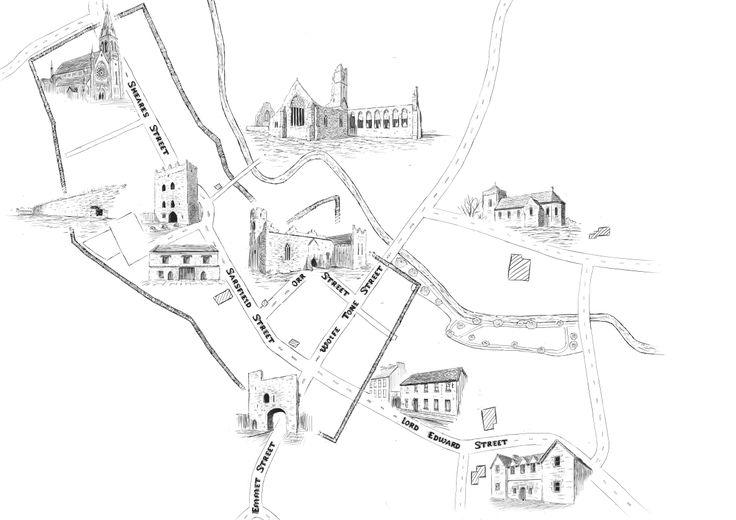 JG O'Donoghue: Archaeological & Historical Illustration