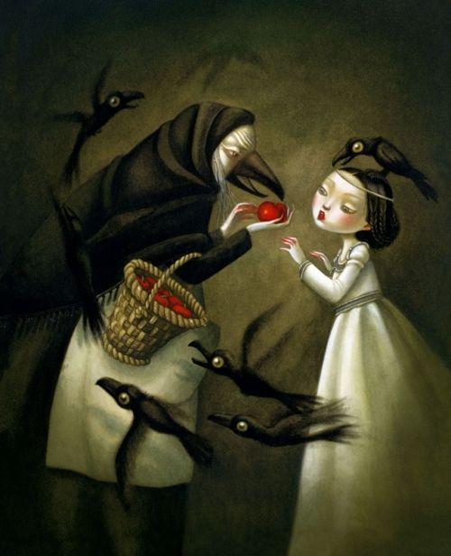 art by benjamin lacombe   benjamin lacombe on Tumblr