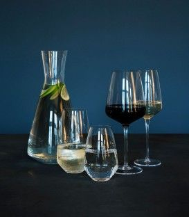 Glass fra Magnor/Halvor Bakke