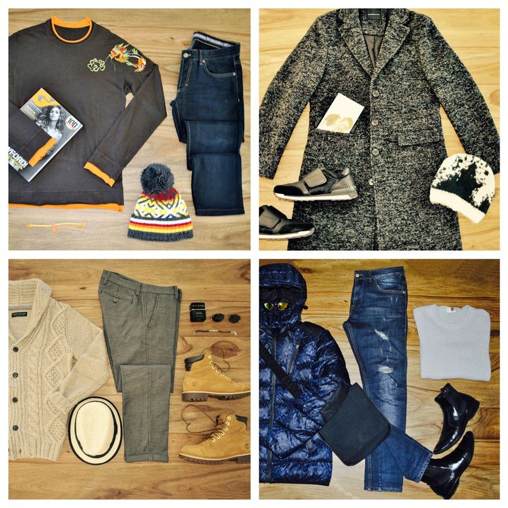 4 Outfit for Fall/Winter 16/17