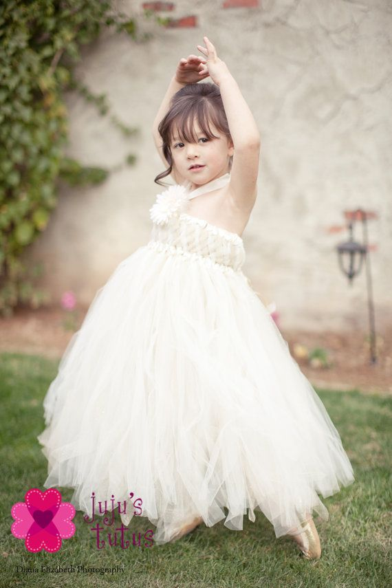 for a flower girl..
