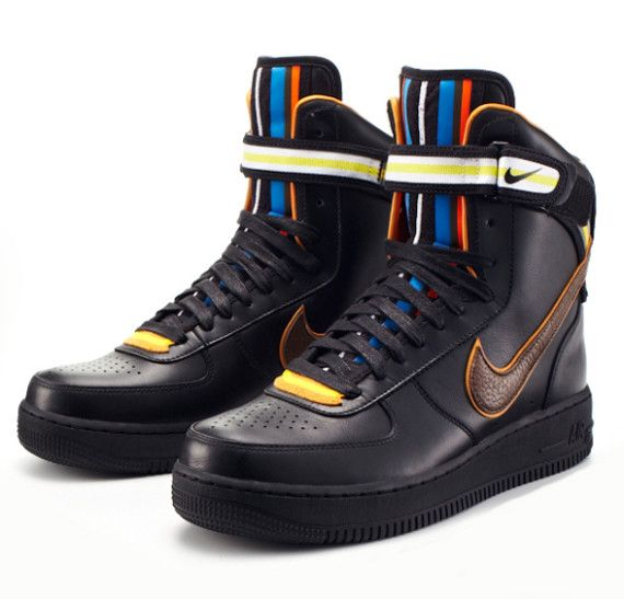 """NIKE x RICCARDO TISCI Air Force 1 """"Black Collection"""" « The Hype BR"""