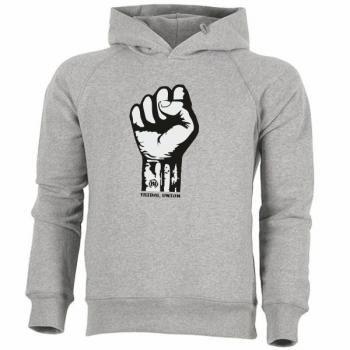 Kids Sweat Shirt  Tribal Union Revolution Fist