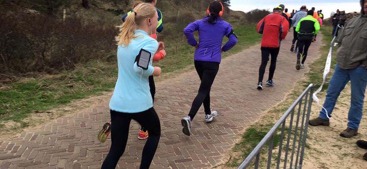 Halve marathon Egmond 2016