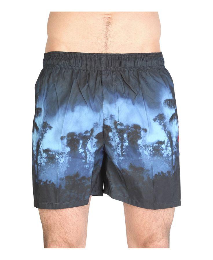 Just cavalli beachwear - costume lungo - 100% poliestere - lavare a 30° - Costume uomo Blu