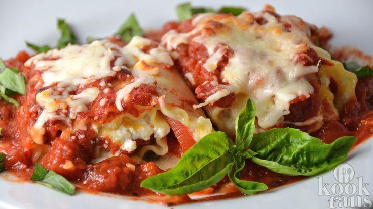 Zo'n lekkere lasagne heb je echt nog nooit gegeten! Dit moet je proberen!