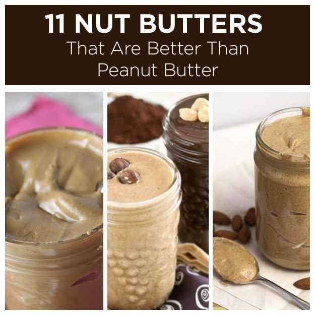 Pistachio butter? Cinnamon walnut butter?! You had me at pecan butter.