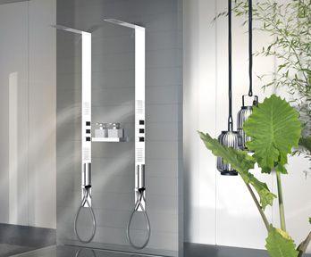 Colonna doccia Tremillimetri - Gessi Medio #Napoli #Pozzuoli #Marano #madeinitaly #caiazzocentroceramiche #prezzofelice