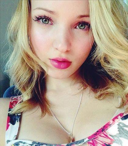 Dove Olivia Cameron (nacida como Chloe Celeste Hosterman;4 15 de enero de 1996), es una actriz y cantante estadounidense, conocida por sus papeles en la serie original de Disney Channel, Liv y Maddie y en la película original de Disney Channel, Cloud...