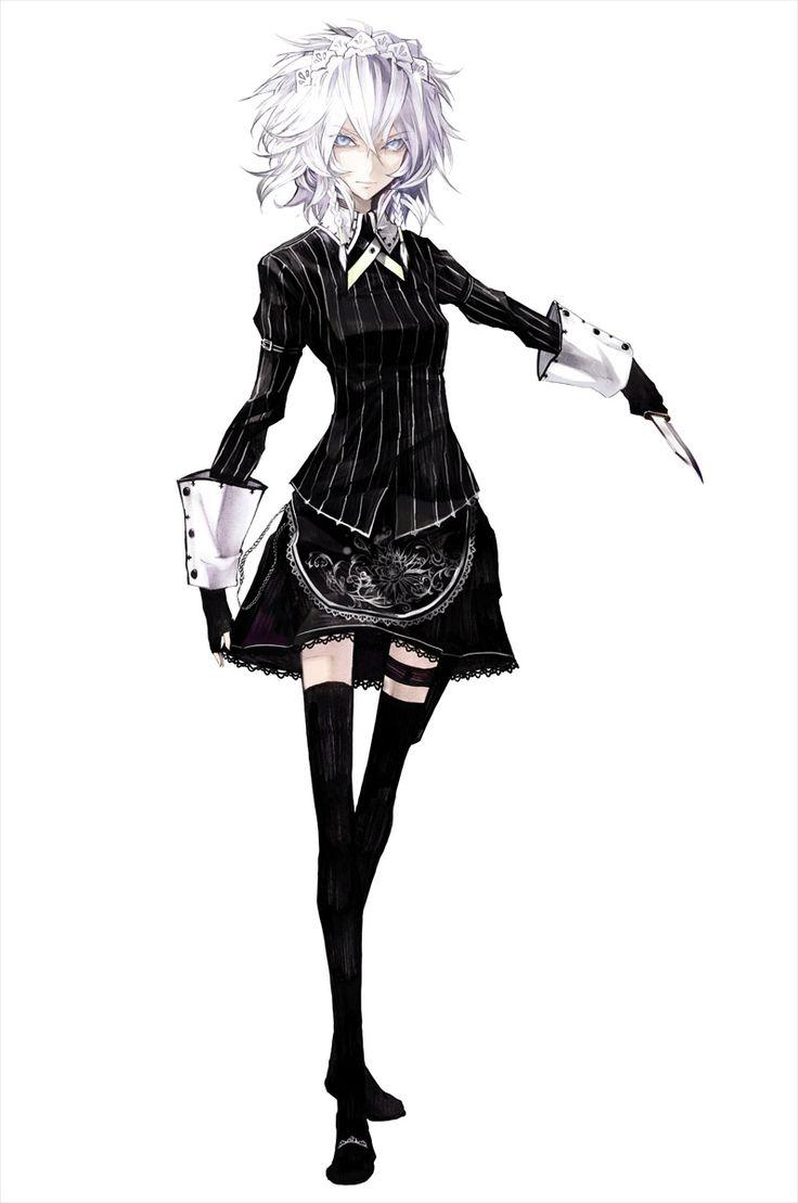 Akira Banpai Touhou Character: Izayoi Sakuya
