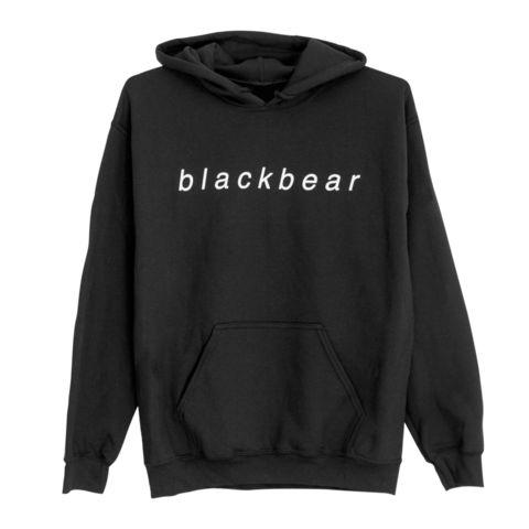 Blackbear Black Hoodie