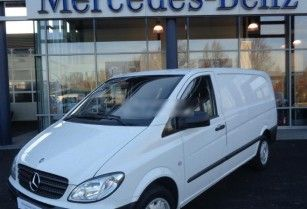 Commercial Vehicles (under 3.5T) Mercedes Vito Fg 111CDI Long 2t9 Pk Clim