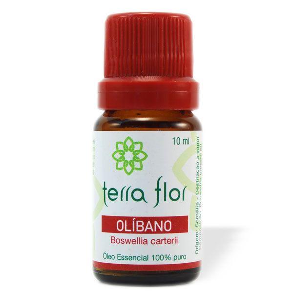 Óleo Essencial de Olíbano - Terra Flor Aromaterapia www.terra-flor.com