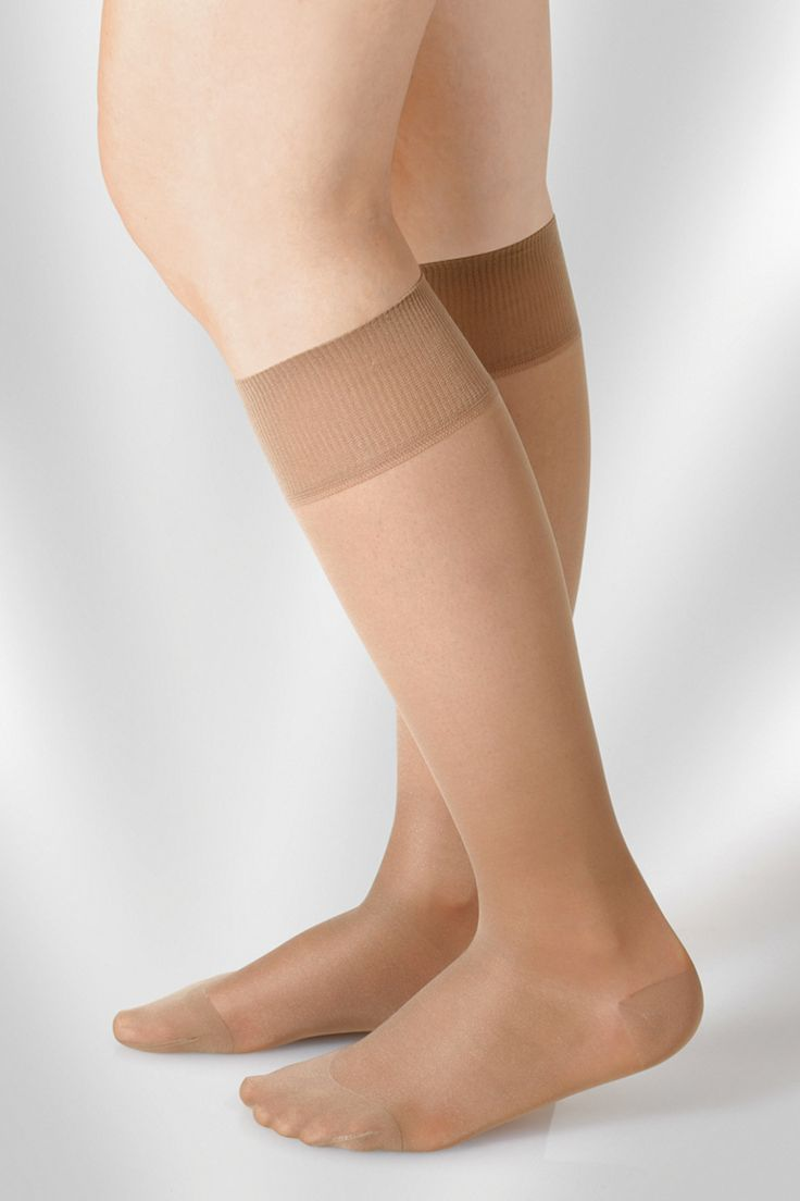 LIGHTLINE 140 THE  Juzo Light Line - Fashionable stockings  • Perfect fit  • form the silhouette of the legs  • The ideal prevention of leg complaints  • Seamless with closed toe  • Support class 3 about 15-18 mm Hg