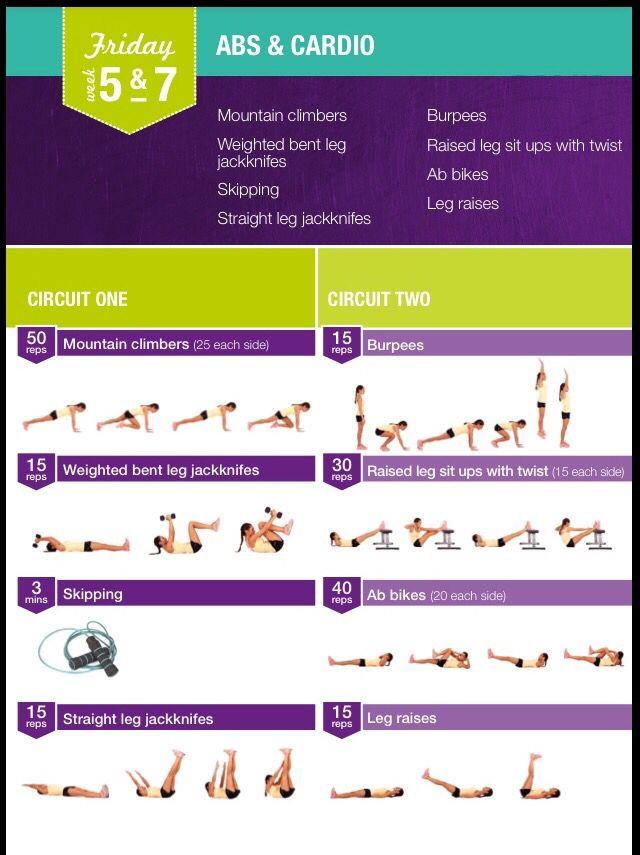 bikini body guide pdf week 1