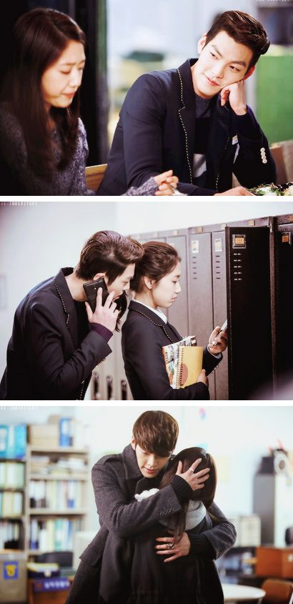Woo Bin and Shin Hye ♡ Okay, I admit.....I fell for the second lead....but I still loved the outcome more!