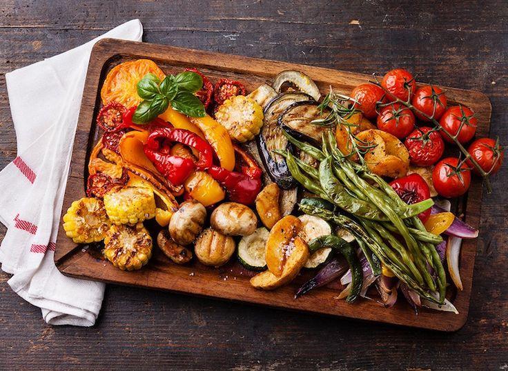 7 grillades irrésistibles de viande, poisson ou légumes