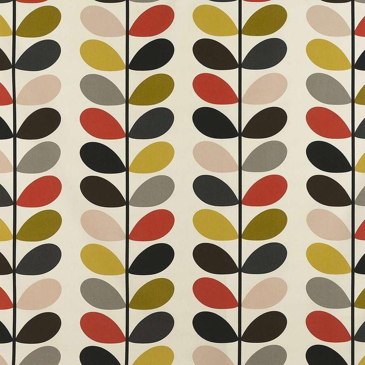 As 25 Melhores Ideias De Orla Kiely Fabric No Pinterest