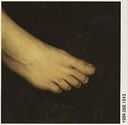 Walker Evans | [Foot] | The Met