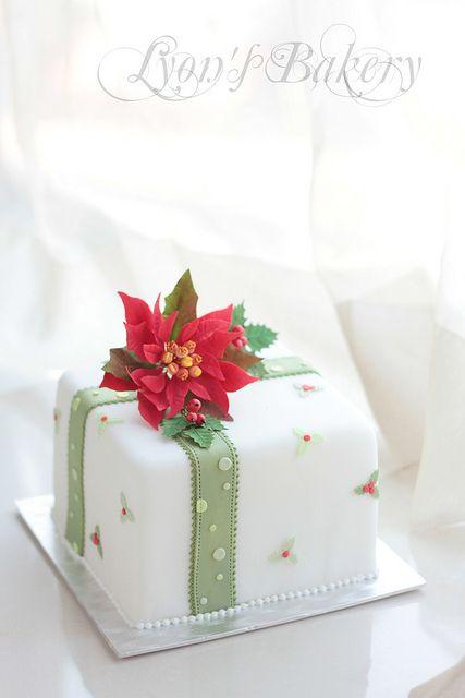 www.cakecoachonline.com - sharing.....Christmas Cake