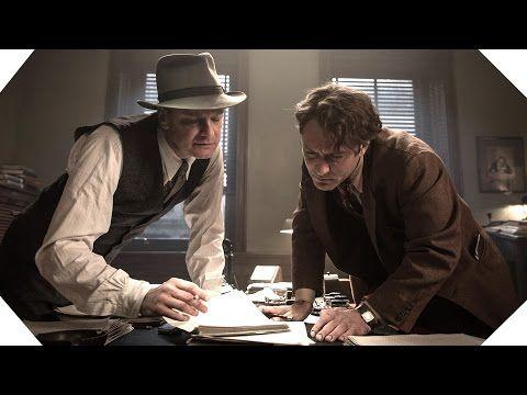 GENIUS Movie (Colin Firth, Jude Law - 2016) - YouTube