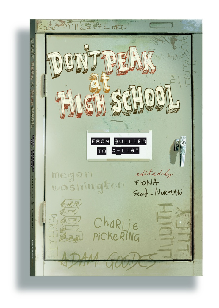 Don't Peak at High School.