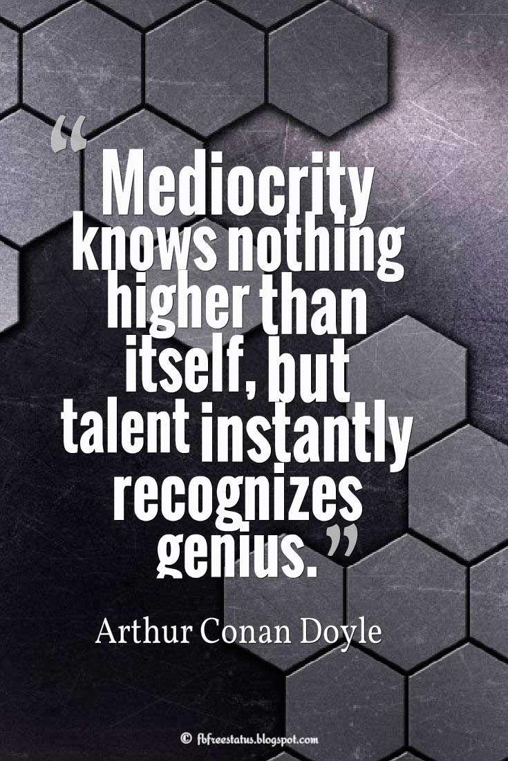 "Talent Quote; ""Talent hits a target no one else can hit; Genius hits a target no one else can see."" ― Arthur Schopenhauer  #talent #quotes"